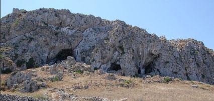Grotta dellle Uccerie - Favignana